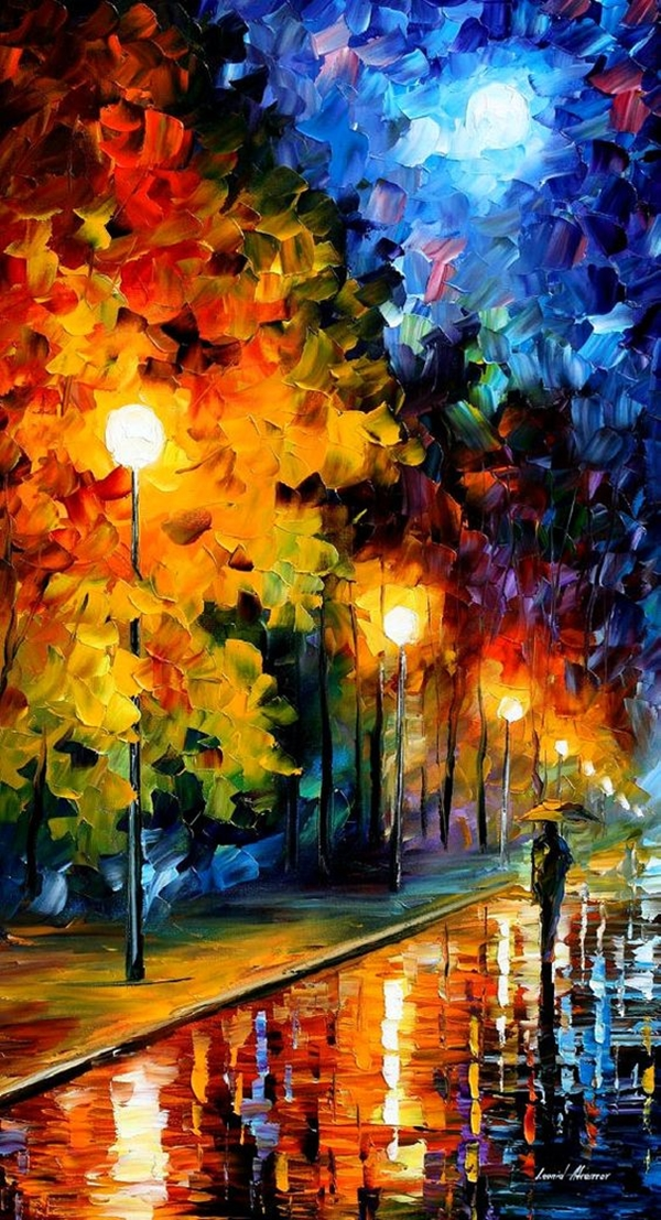 Abstract Painting Ideas for Beginners (14)