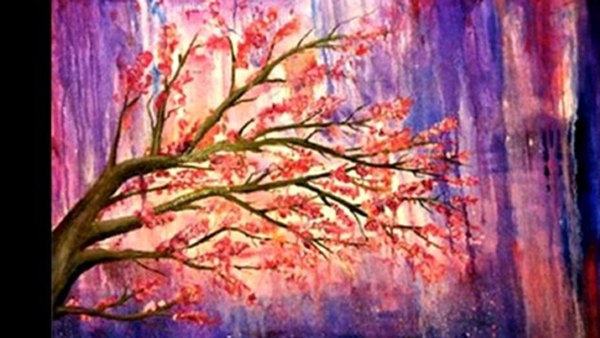 Abstract Painting Ideas for Beginners (17)