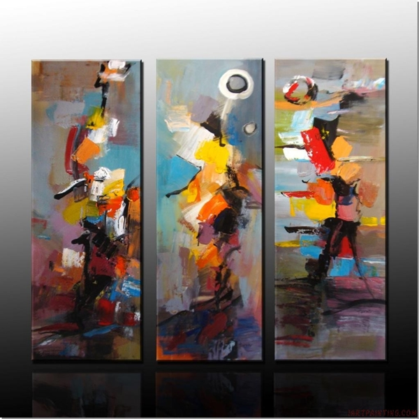 Abstract Painting Ideas for Beginners (30)