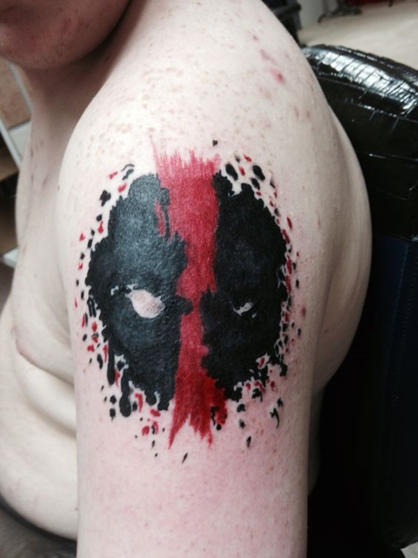 Mightiest Marvel Comic Tattoo Designs (16)