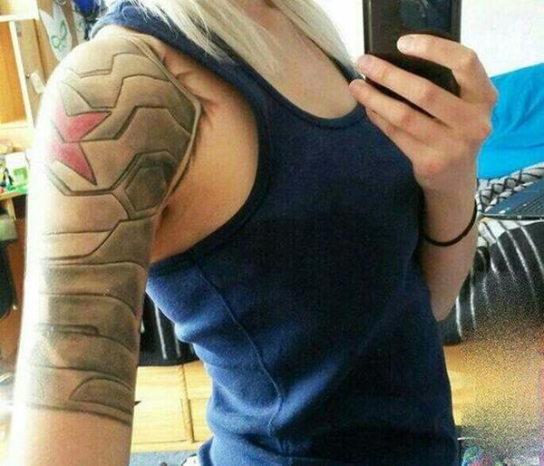 Mightiest Marvel Comic Tattoo Designs (27)