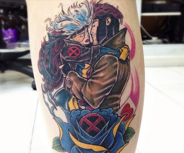 Mightiest Marvel Comic Tattoo Designs (5)