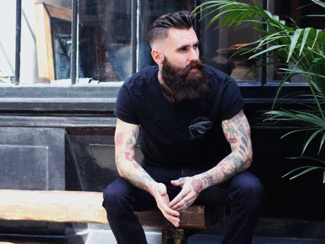 How to Grow Beards Faster – Being a Man
