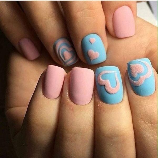Acrylic Nail Designs (12)
