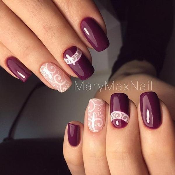 Acrylic Nail Designs (20)