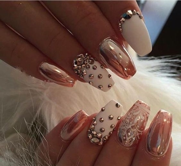 Acrylic Nail Designs (24)