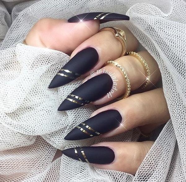 Acrylic Nail Designs (25)