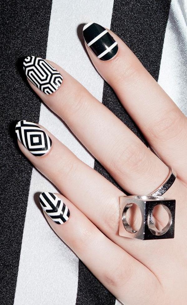 Acrylic Nail Designs (29)