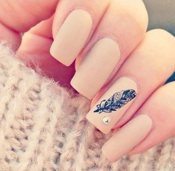 Acrylic Nail Designs (31)