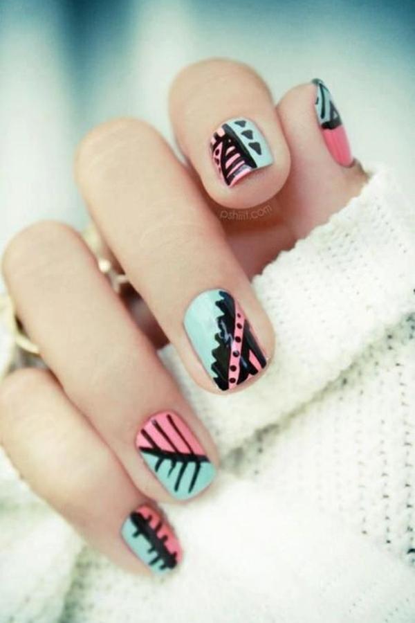 Acrylic Nail Designs (32)