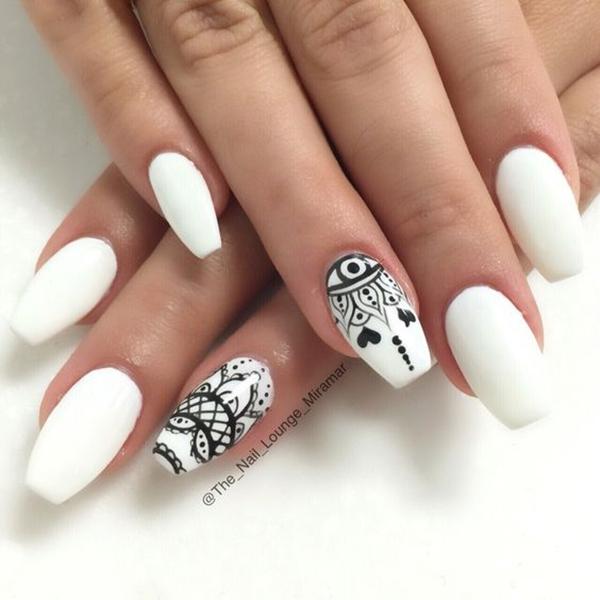 Acrylic Nail Designs (35)