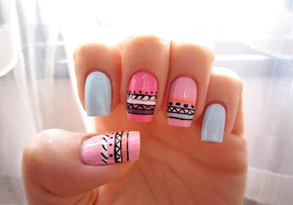 Acrylic Nail Designs (7)