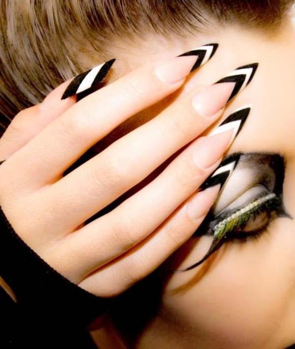 Acrylic Nail Designs (8)