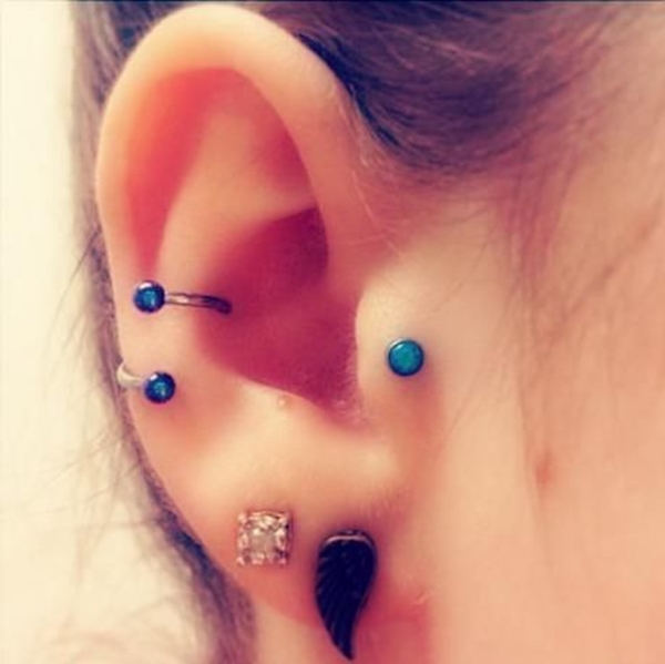 Different Types of Ear Piercings (12)