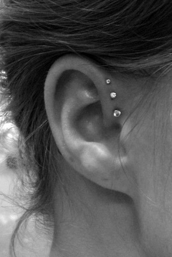 Different Types of Ear Piercings (13)