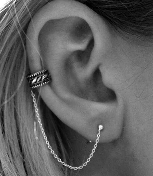 Different Types of Ear Piercings (2)