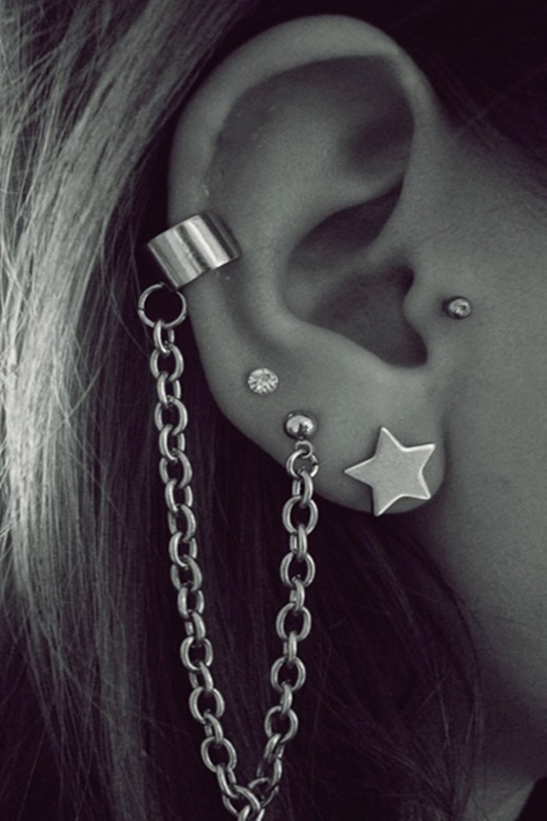 Different Types of Ear Piercings (23)