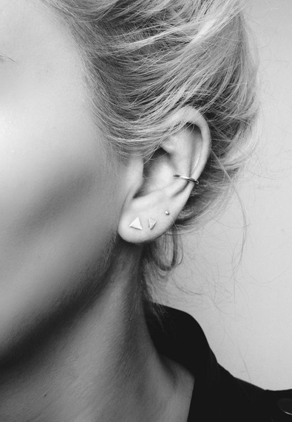 Different Types of Ear Piercings 31