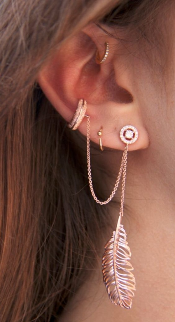 Different Types of Ear Piercings (37)
