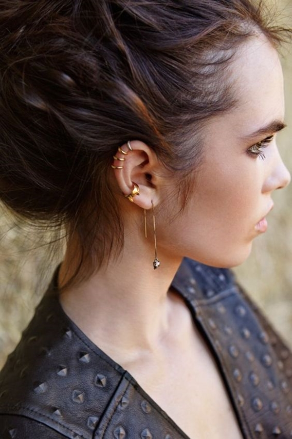 Different Types of Ear Piercings (6)