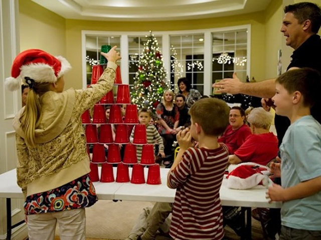 "9 Hilarious Christmas Party Games – The ""Fun"" is here!"