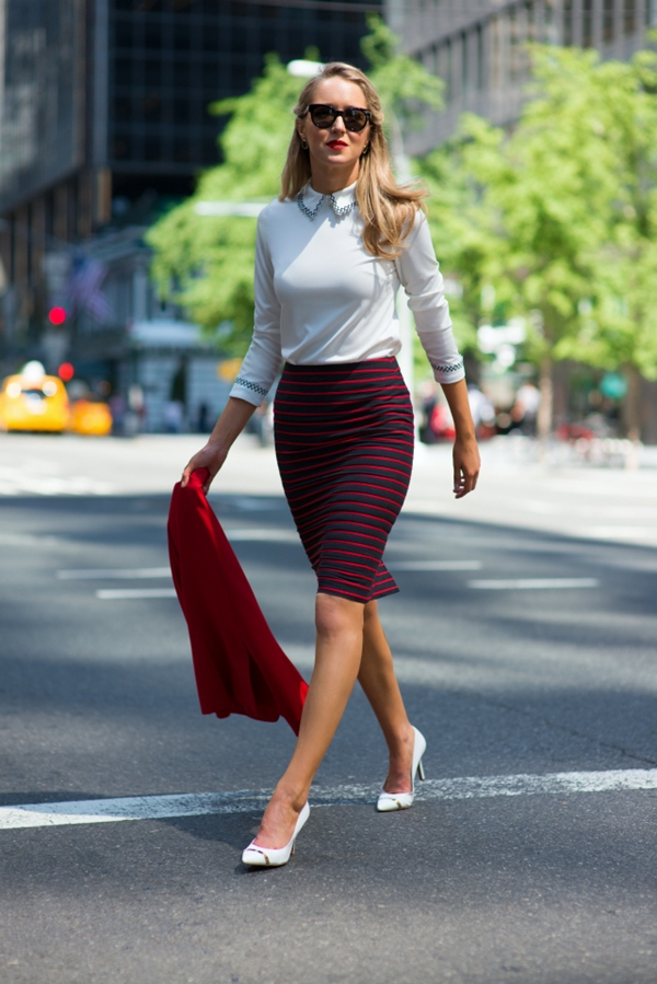 Outfits with Pencil Skirts 1