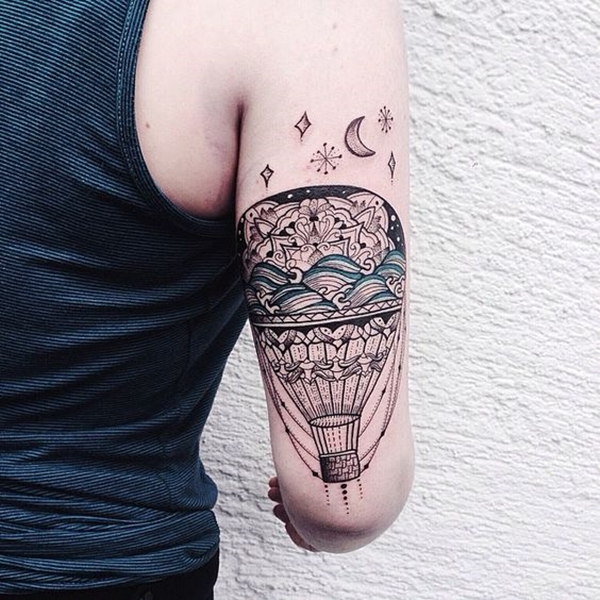 The Body is the Greatest Canvas (40 Best Tattoos) (19)
