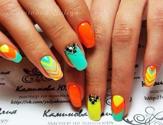 feature Acrylic Nail Designs (16)