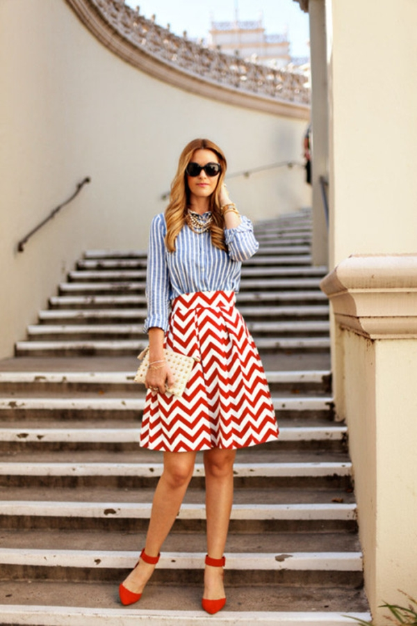office-inspired-striped-skirt-outfits-12