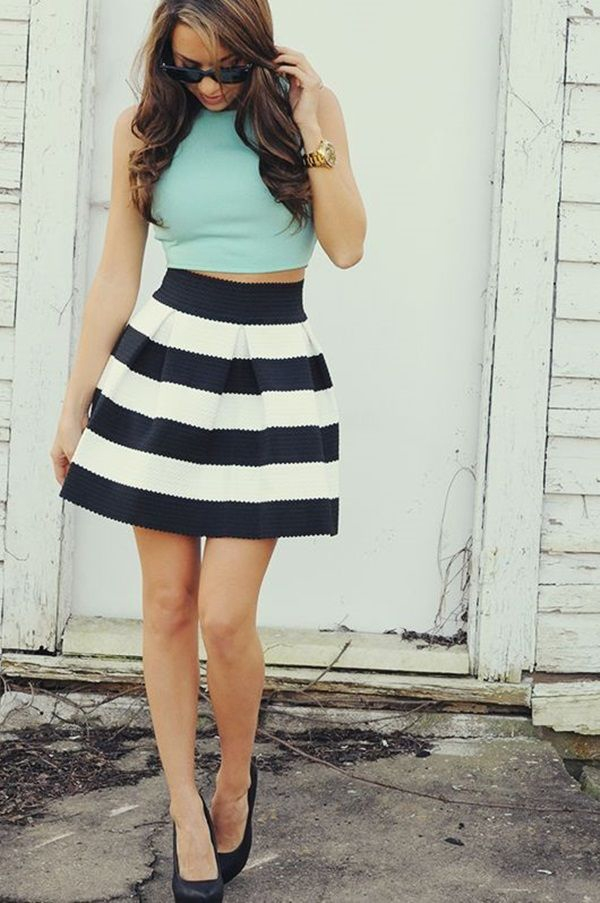 office-inspired-striped-skirt-outfits-27