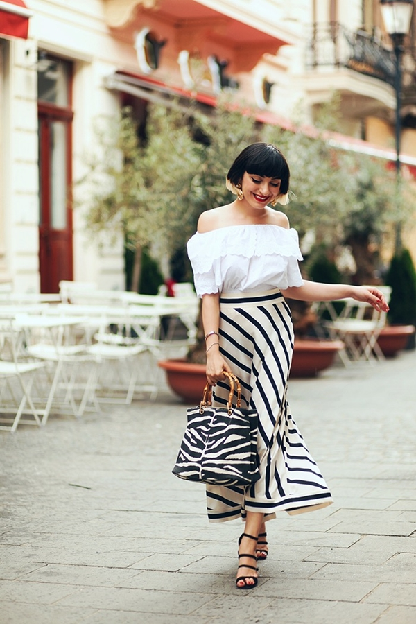 Office-Inspired-Striped-Skirt-Outfits-28