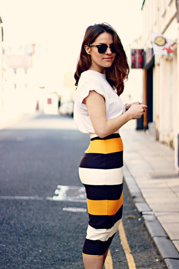 office-inspired-striped-skirt-outfits-31