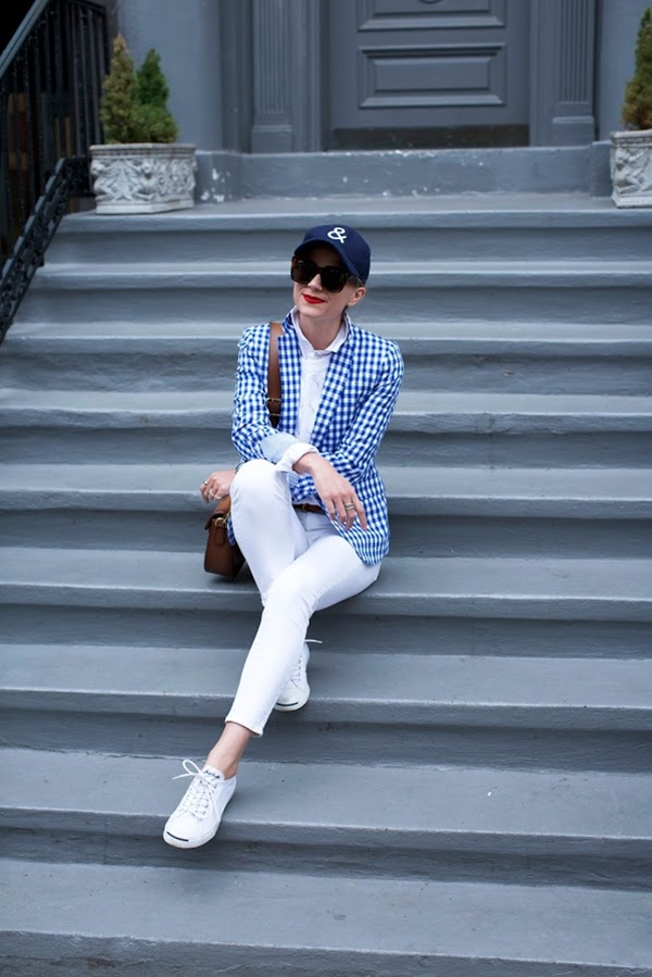 40-gingham-shirt-outfit-for-every-season-36