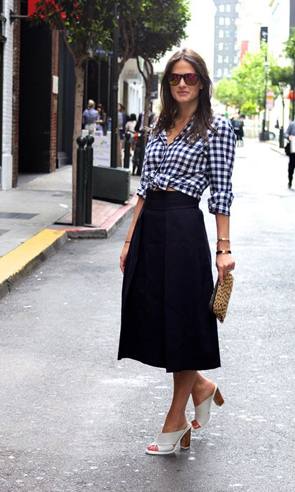 40-gingham-shirt-outfit-for-every-season-38