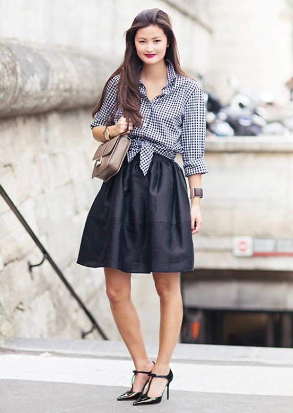 40-gingham-shirt-outfit-for-every-season-39