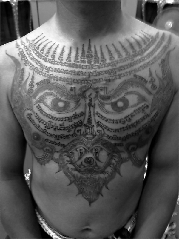 40 Rare Sak Yant tattoos by Thai Monks (No Ordinary Ink Tattoo)