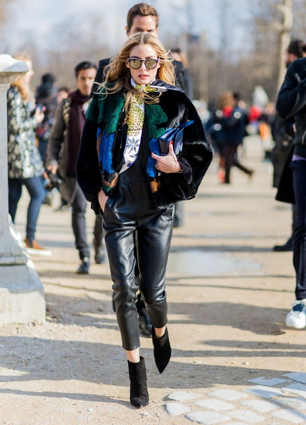 Celebrity Inspired Chic Looks Olivia Palermo 1