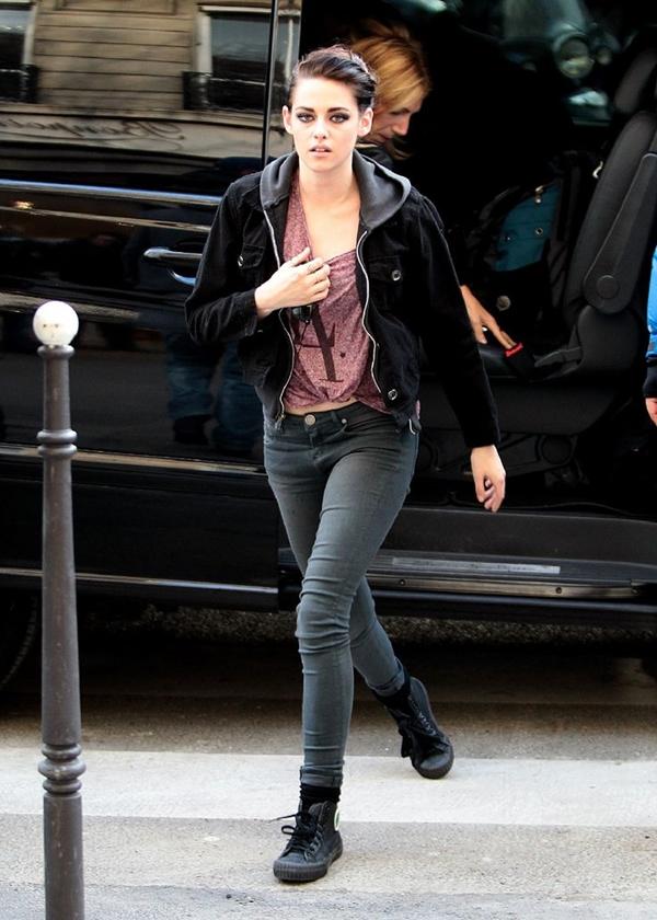 Celebrity Inspired Chic Looks Kristen 2