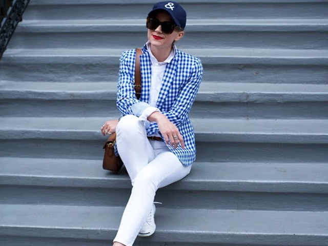 40 Gingham Shirt Outfit for Every Season