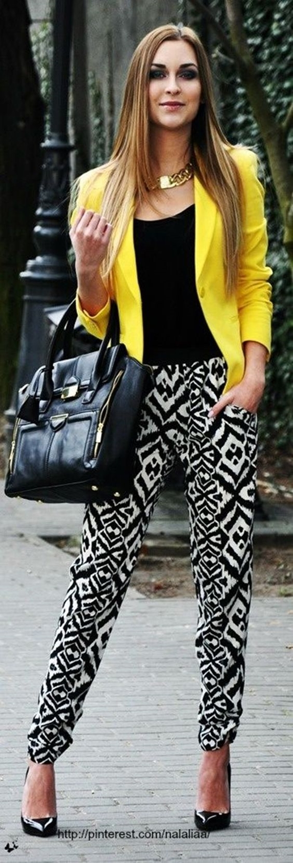 outfits-with-blazer-for-office-women-15