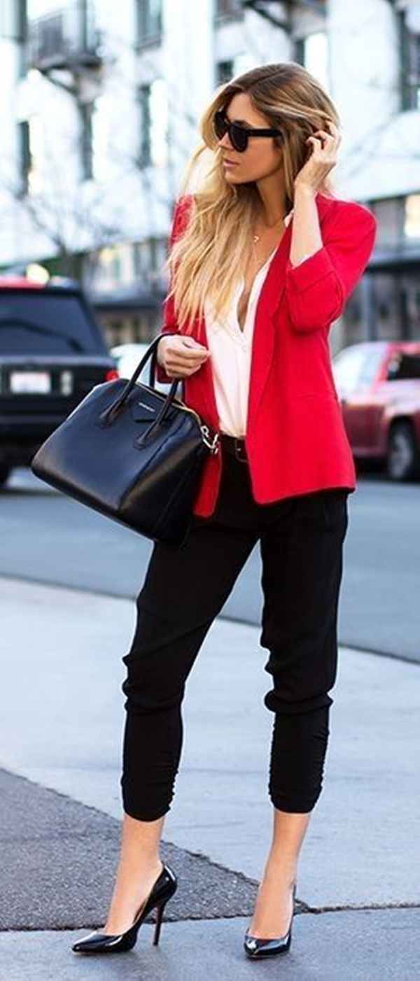 outfits-with-blazer-for-office-women-30