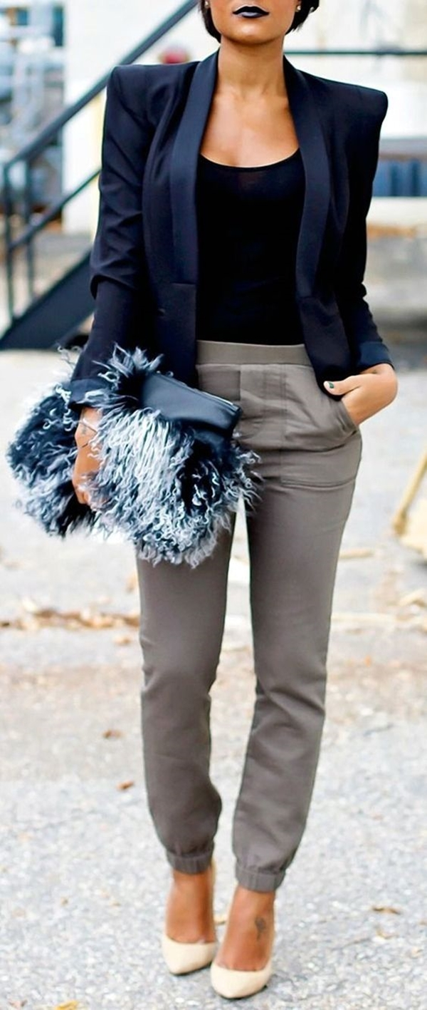 outfits-with-blazer-for-office-women-6