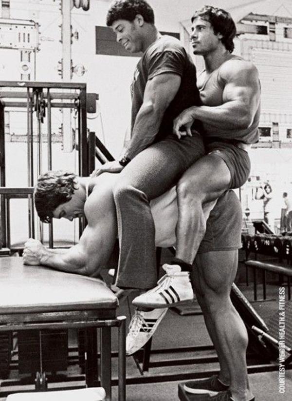 Arnold Schwarzenegger Bodybuilding Pictures - (13)