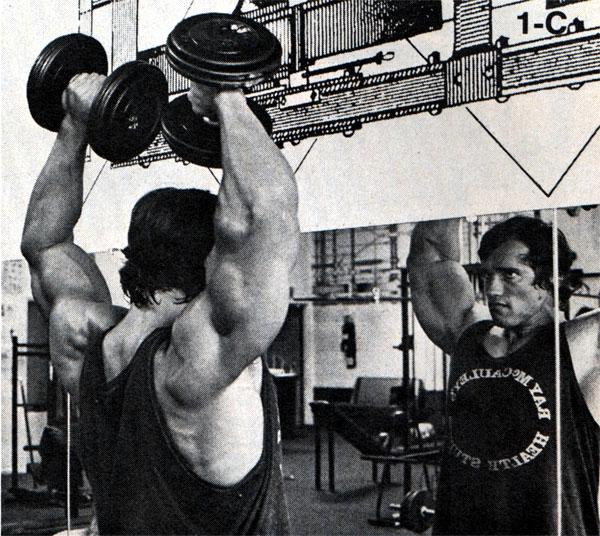 Arnold Schwarzenegger Bodybuilding Pictures - (15)