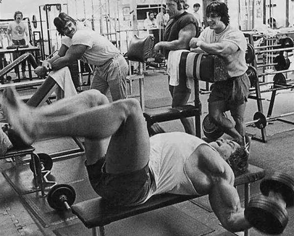 Arnold Schwarzenegger Bodybuilding Pictures - (17)