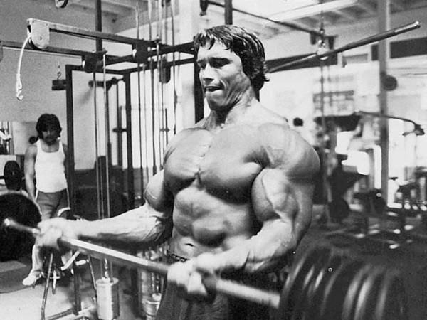 Arnold Schwarzenegger Bodybuilding Pictures - (21)