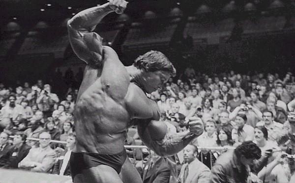 Arnold Schwarzenegger Bodybuilding Pictures - (22)