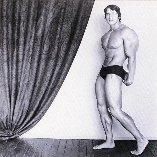 Arnold Schwarzenegger Bodybuilding Pictures - (26)