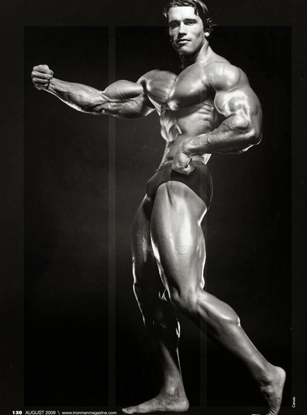 Arnold Schwarzenegger Bodybuilding Pictures - (27)