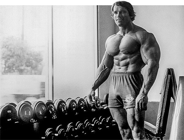 Arnold Schwarzenegger Bodybuilding Pictures - (28)